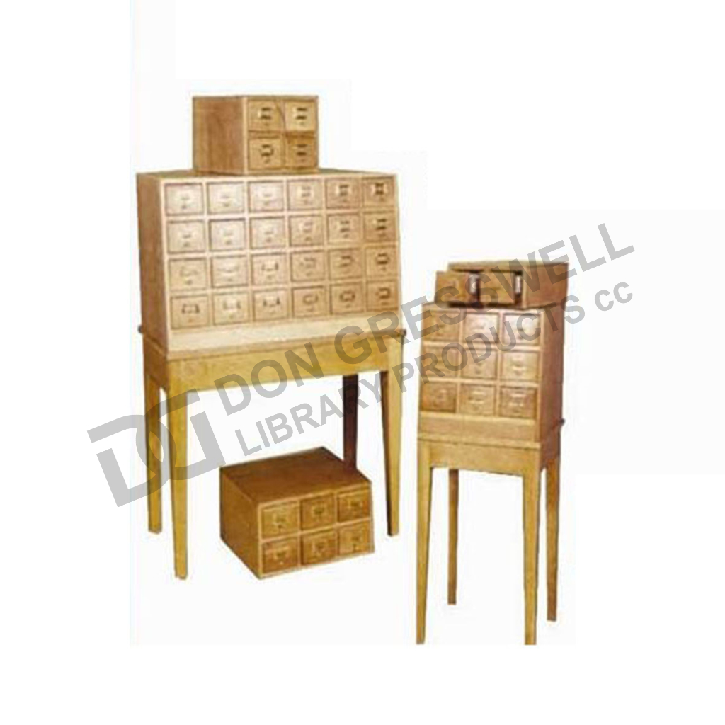 Catalogue cabinet 9 drawer with stand don gresswell for At home furniture catalogue